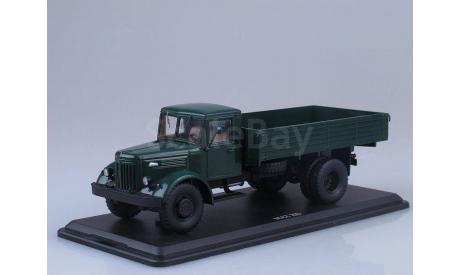 МАЗ-200 бортовой (т. зелёный), масштабная модель, 1:43, 1/43, Start Scale Models (SSM)