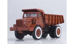 МАЗ-525 самосвал (25 тонн), (выставочный)