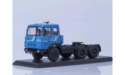 МАЗ-6422 седельный тягач (ранний, синий)