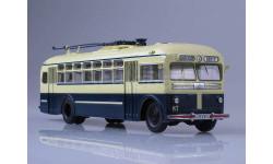 Троллейбус МТБ-82Д производства Тушинского Авиазавода, масштабная модель, scale43, Start Scale Models (SSM)