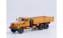 КрАЗ-257 Б1 бортовой, (оранжевый)