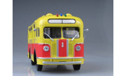 ЗИС-155 красно-жёлтый