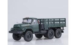 ЗИЛ-131 бортовой (6x6) т.зелёный