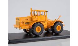 К-700А Кировец, желтый, масштабная модель, 1:43, 1/43, Start Scale Models (SSM)