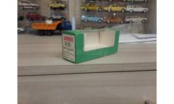 коробка ЗАЗ 968 А16 Запорожец 2, масштабная модель, 1:43, 1/43