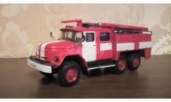 ЗИЛ 131 пожарный конверсия