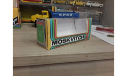 коробка Москвич радужная