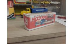коробка Москвич редкая