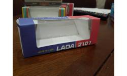 Коробка ВАЗ 2101 ГАИ А 17 СССР