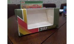Коробка УАЗ 452 В СССР