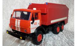 КамАЗ 4310 Пожарный