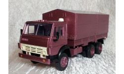 КамАЗ 5320 розовый (перекрас)