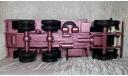 КамАЗ 5320 розовый (перекрас), масштабная модель, Элекон, 1:43, 1/43