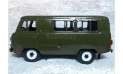 УАЗ 3962, масштабная модель, 1:43, 1/43, Тантал («Микроавтобусы УАЗ/Буханки»)