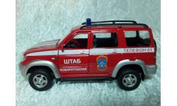 УАЗ 3163 пожарный