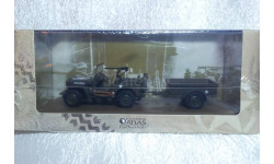 Jeep Willys MB ( бокс не вскрывался)