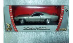 Plymouth GTX 1971, масштабная модель, 1:43, 1/43