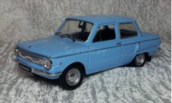 ЗАЗ 966, масштабная модель, DeAgostini, scale43