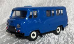 УАЗ 3962 Агат Синий