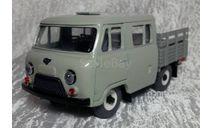 УАЗ 452 Фермер, масштабная модель, Агат/Моссар/Тантал, scale43