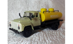 ГАЗ 53 цистерна., масштабная модель, Компаньон, scale43