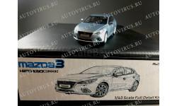 Mazda 3 BM Hatchback, масштабная модель, AUTOVIRUS, scale43