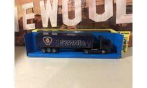 Автопоезд Scania, масштабная модель, New-Ray Toys, scale43
