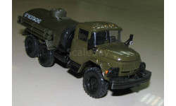 ЗиЛ 131 бензовоз, масштабная модель, 1:43, 1/43, Элекон