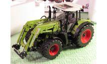 CLAAS 650 ARION и STRAUTMANN, масштабная модель трактора, VIKING, scale32