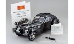 Bugatti Type 57SC Atlantic 1938