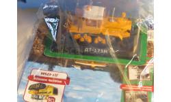 ДТ-175М, журнальная серия Тракторы. История, люди, машины (Hachette), Тракторы. История, люди, машины. (Hachette collections), scale43