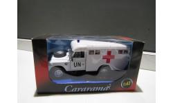 Land Rover, масштабная модель, 1:43, 1/43, Bauer/Cararama/Hongwell