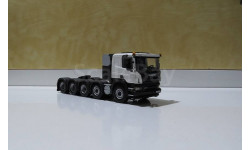 Scania P 10x4, масштабная модель, 1:50, 1/50, WSI