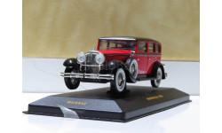 Minerva AL - 1930, масштабная модель, 1:43, 1/43, IXO Museum (серия MUS)