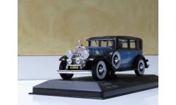 CADILLAC V16 1930 Blue/Black