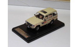 Toyota Land Cruiser 1982, масштабная модель, scale43, Premium X