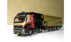 Volvo HANS BROLSMA TRANSPORT, масштабная модель, 1:50, 1/50, WSI