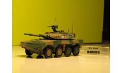 MCV: Maneuver Combat Vehicle, масштабные модели бронетехники, DeAgostini (военная серия), scale72