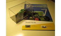 Fendt F15 H6, масштабная модель трактора, Hachette, scale43