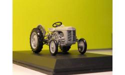 Ferguson TE 20, масштабная модель трактора, Universal Hobbies (сельхозтехника), 1:43, 1/43