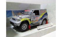 Mitsubishi Pajero WRC, масштабная модель, Bauer/Cararama/Hongwell, 1:43, 1/43