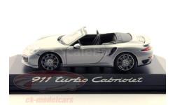 Porsche 911 (991) turbo Cabriolet