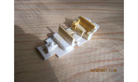 Салон для Газ-13 Чайка, запчасти для масштабных моделей, 1:43, 1/43