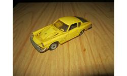 Maserati мистраль-купе, масштабная модель, 1:43, 1/43