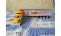 Kenworth W900, масштабная модель