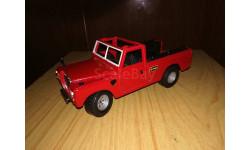 Land Rover на запчасти, запчасти для масштабных моделей, BURAGA, 1:24, 1/24
