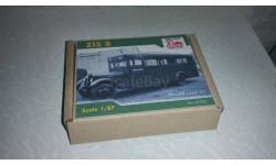 1/87 КИТ ЗиС-8 Милиция, сборная модель автомобиля, RT-models, scale87