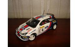Форд-Фокус, масштабная модель, Ford, Autoart, 1:43, 1/43