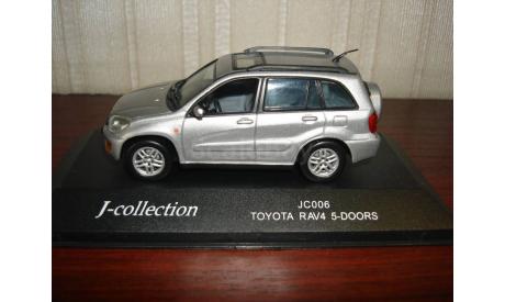 TOYOTA RAV 4 5-DOORS, масштабная модель, J-Collection, scale43