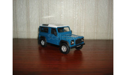 LAND ROVER NEW-DISCOVERY, масштабная модель, КАРАРАМА, 1:43, 1/43